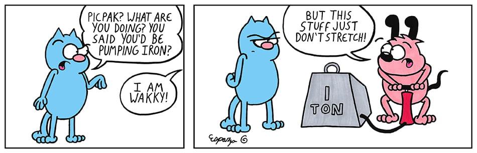 Guest Strip by Jon Esparza